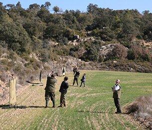 Partridge Shooting 1